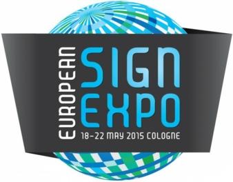 12.05.2015: FESPA 2015:  European Sign Expo
