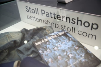 Stoll setzt neue Maßstäbe mit Capsule-Kollektionen: Muster können nach wie vor im Patternshop erworben werden Photo: Stoll