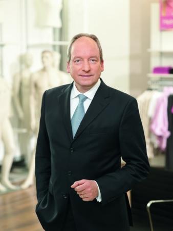 Finanzvorstand Karsten Odemann