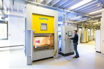 Das ITV Denkendorf investiert in moderne Anlagen für die Forschung Photo: ITV Denkendorf