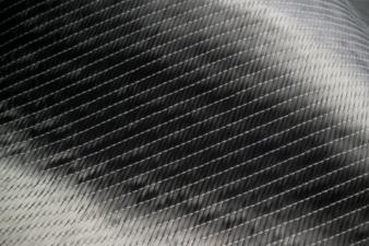 Typisches Bewehrungsgelege aus Kohlenstofffasern Photo: Nike