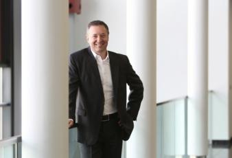 Dr. Andreas Seidl, Geschäftsführer Human Solutions lädt Interessierte zum diesjährigen Fashion Forum 2016 nach München ein (7./8. Juni) Photo:...