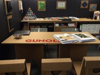 Gunold hat auf der PVA seine aktuelle Garnpalette nachhaltig und formschön präsentiert