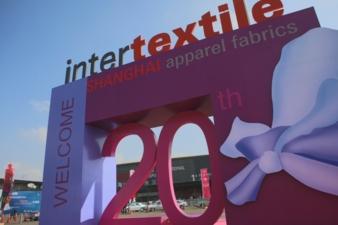 20 Jahre Intertextile Shanghai wurde im Oktober 2014 gebührend gefeiert
