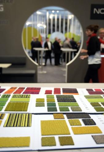 Die Domotex ist weltweit die bedeutendste Messe der Teppich- und Bodenbelagsbranche Photo: Domotex