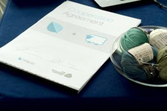 Kooperationsvereinbarung für neue Dimensionen - Lenzing und Woolmark