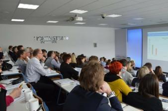 Die Teilnehmer 1. Forums Funktionalisierung  (Photo: Hohenstein)