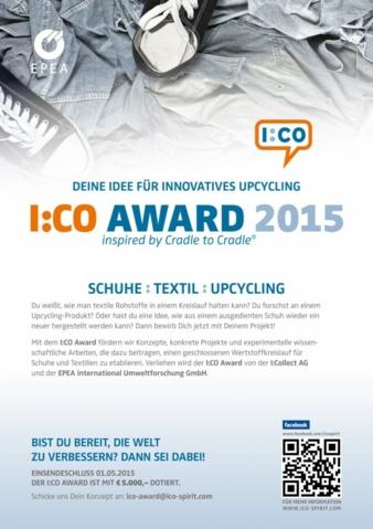 Plakat ICO Award  Photos: ICO