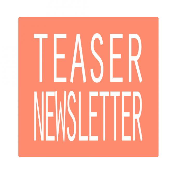 Newsletter Teaser
