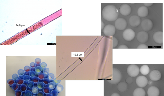Recycelte Polyacrylnitril-Fasern